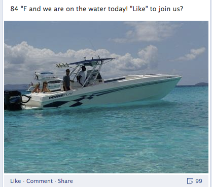 facebook creative likes