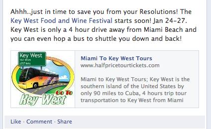 facebook local updates