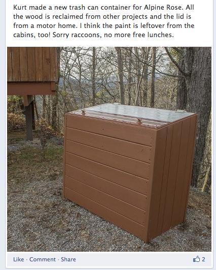 facebook property updates