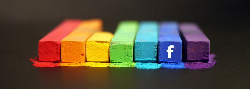 """""""The Art of Facebook"""" by mkhmarketing on flickr (CC BY 2.0)"""