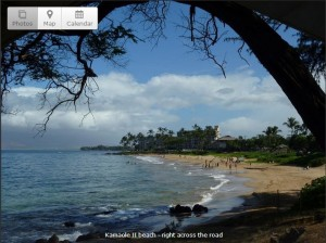 Hawaiian beach. Used with permission.